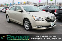 2014_Buick_LaCrosse_Leather_ Fort Wayne Auburn and Kendallville IN