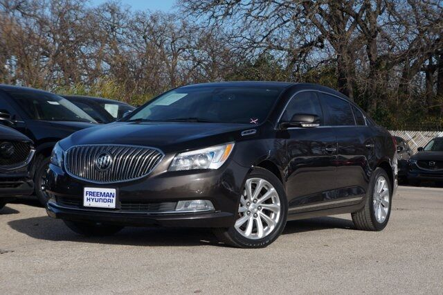 2014 Buick LaCrosse Leather Group Irving TX