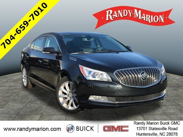 2014 Buick LaCrosse Leather Group Hickory NC