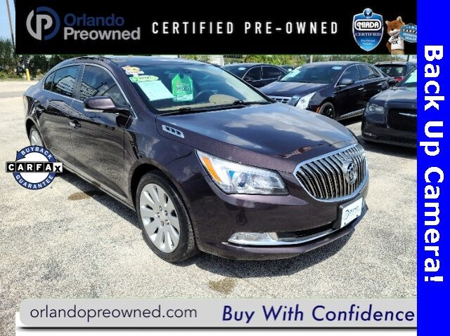 2014 Buick LaCrosse Leather Group Orlando FL