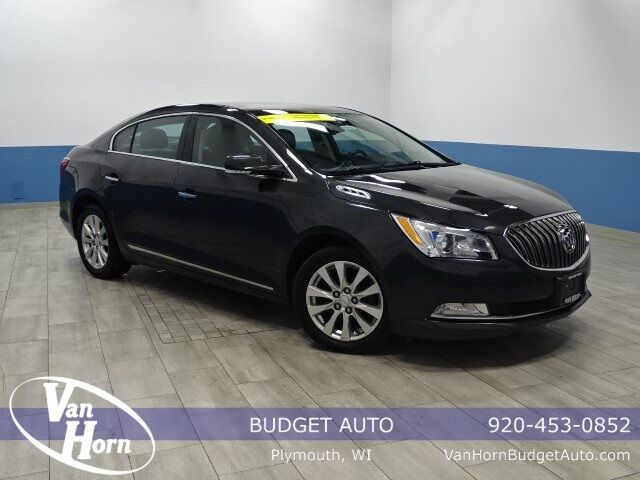 2014 Buick LaCrosse Leather Group Plymouth WI