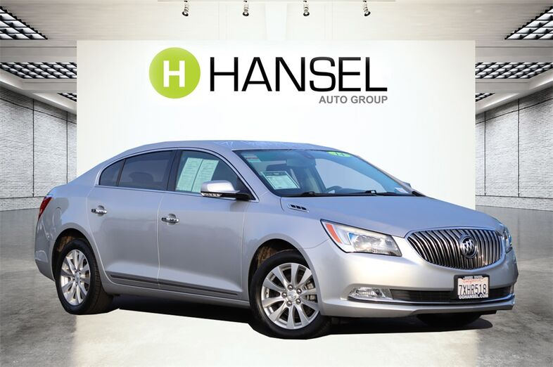 2014 Buick LaCrosse Leather Group Santa Rosa CA