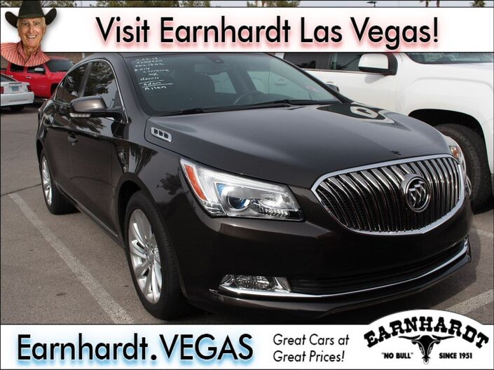 2014 Buick LaCrosse Leather Las Vegas NV