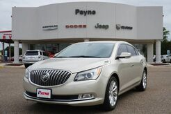 2014_Buick_LaCrosse_Leather_ Mission TX