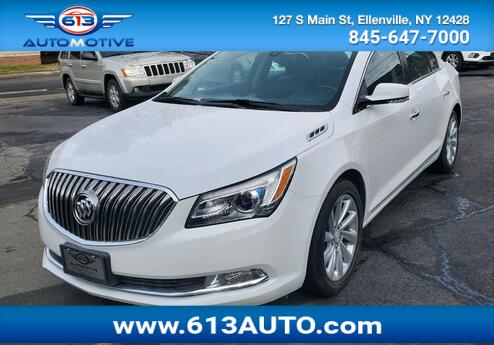 2014 Buick LaCrosse Leather Package Ulster County NY