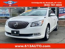 2014_Buick_LaCrosse_Leather Package_ Ulster County NY