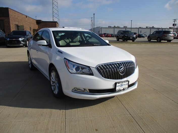 2014 Buick LaCrosse Leather Peoria IL