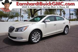 2014_Buick_LaCrosse_Leather_ Phoenix AZ