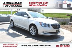 2014_Buick_LaCrosse_Leather_ St. Louis MO