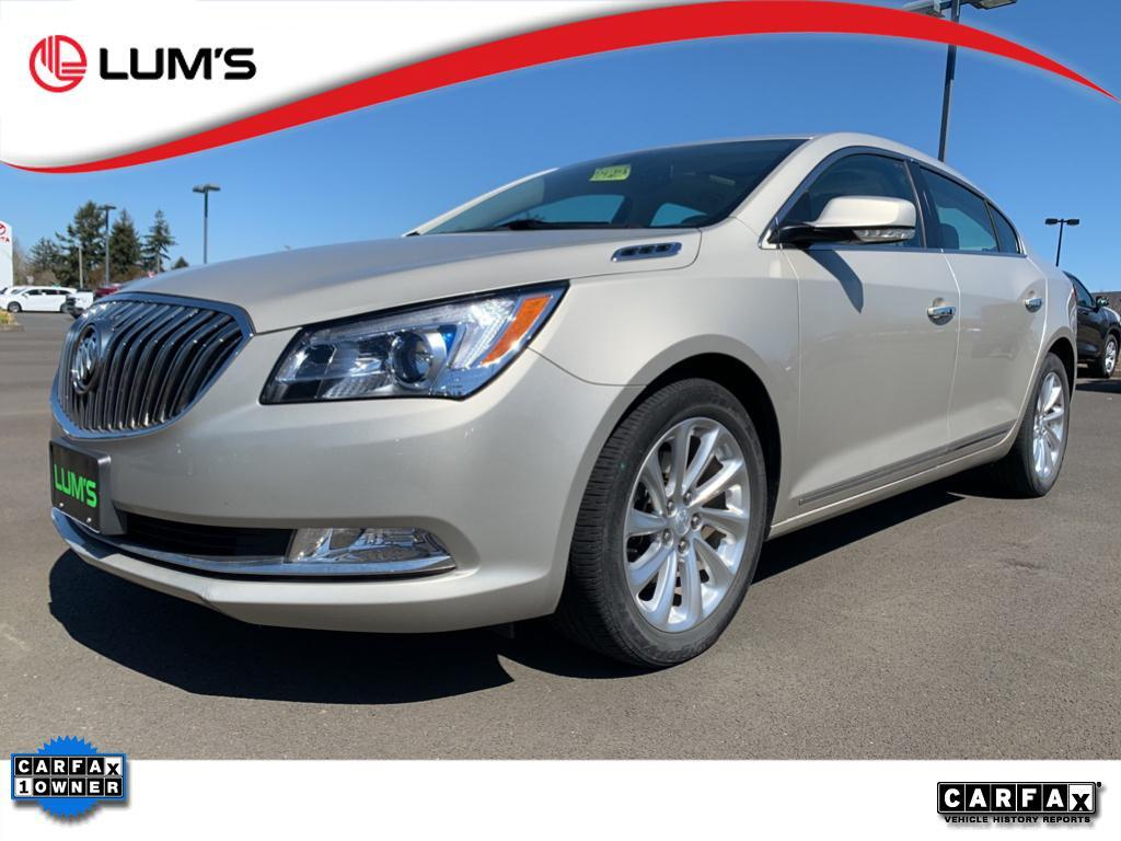 2014 Buick LaCrosse Leather Warrenton OR
