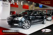 2014 Buick LaCrosse Premium I Nav, Lane Assist, Sunroof Head-Up Display