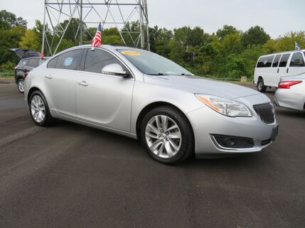 2014_Buick_Regal_1FL_ Memphis TN