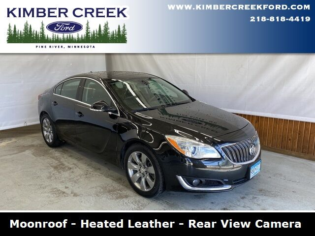 2014 Buick Regal Turbo Pine River MN