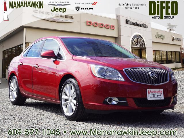 2014 Buick Verano 4dr Sdn Leather Group Manahawkin NJ