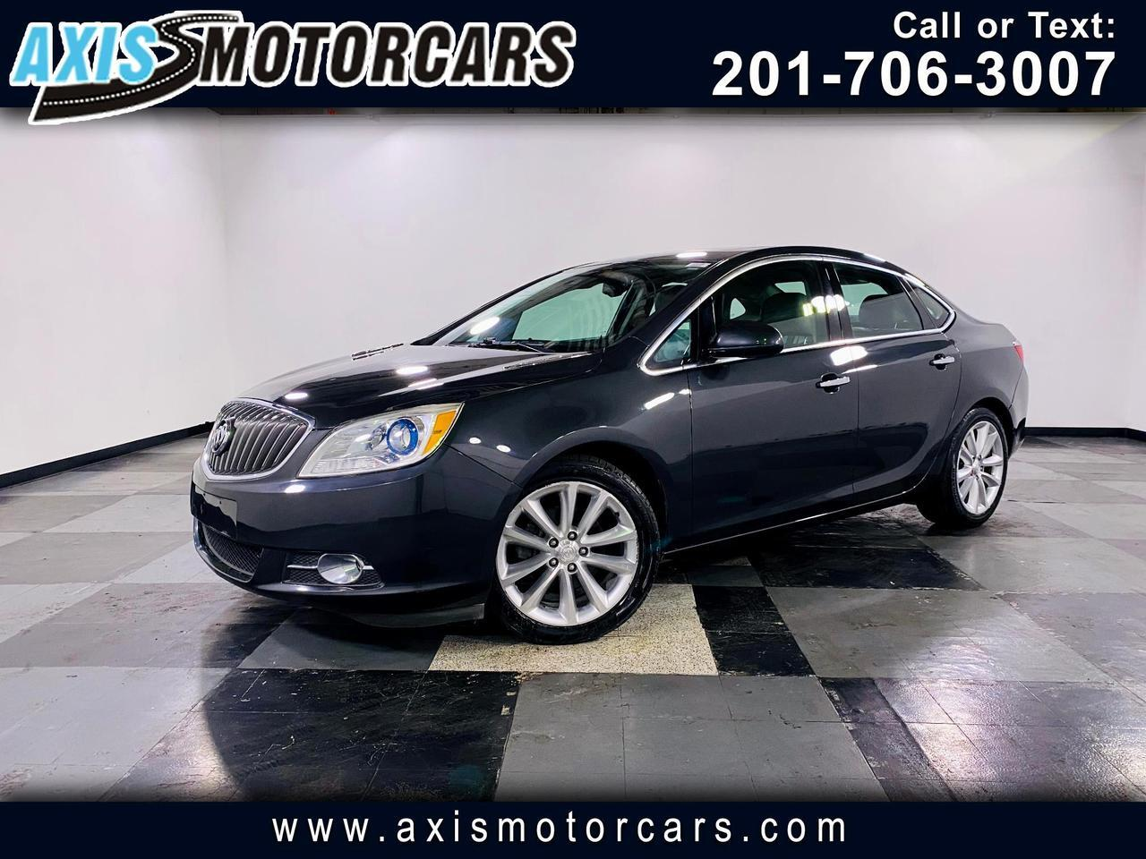 2014 Buick Verano 4dr Sdn w/Backup Camera Sun Roof Jersey City NJ