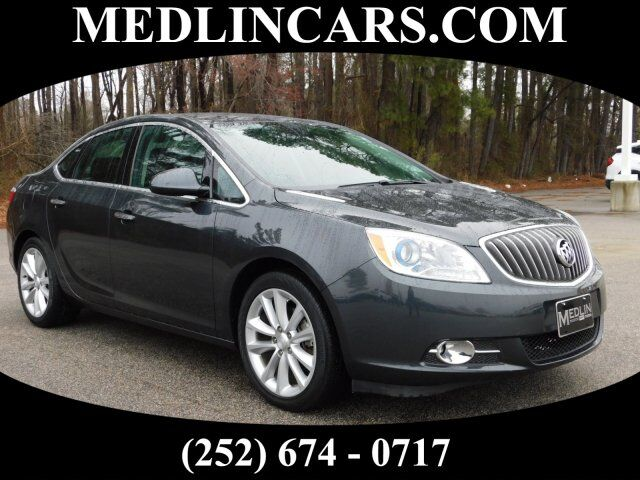 2014 Buick Verano Leather Group Wilson NC