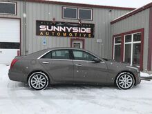 2014_CADILLAC_CTS_LUXURY COLLECTION_ Idaho Falls ID