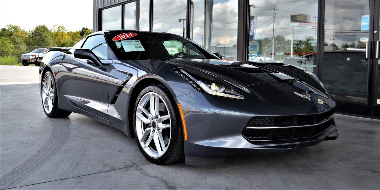 2014 CHEVROLET CORVETTE STINGRAY Z51 2LT Knoxville TN