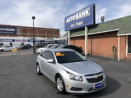 2014 CHEVROLET CRUZE LT Kansas City MO