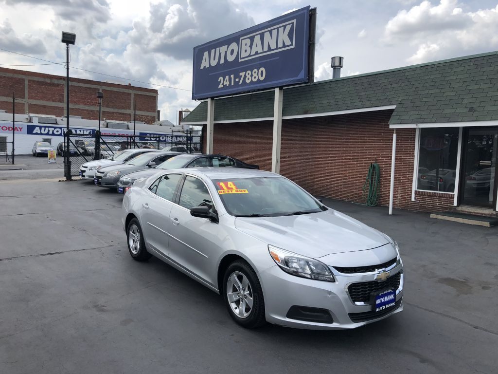 2014 CHEVROLET MALIBU LS Kansas City MO