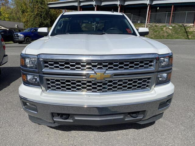 2014 CHEVROLET SILVERADO 1500 DOUBLE CAB 4X4 LT Bridgeport WV