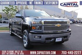 2014_CHEVROLET_SILVERADO 1500_LTZ_ Chantilly VA