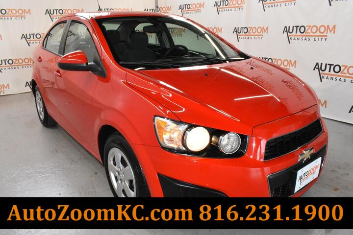2014 CHEVROLET SONIC  Kansas City MO