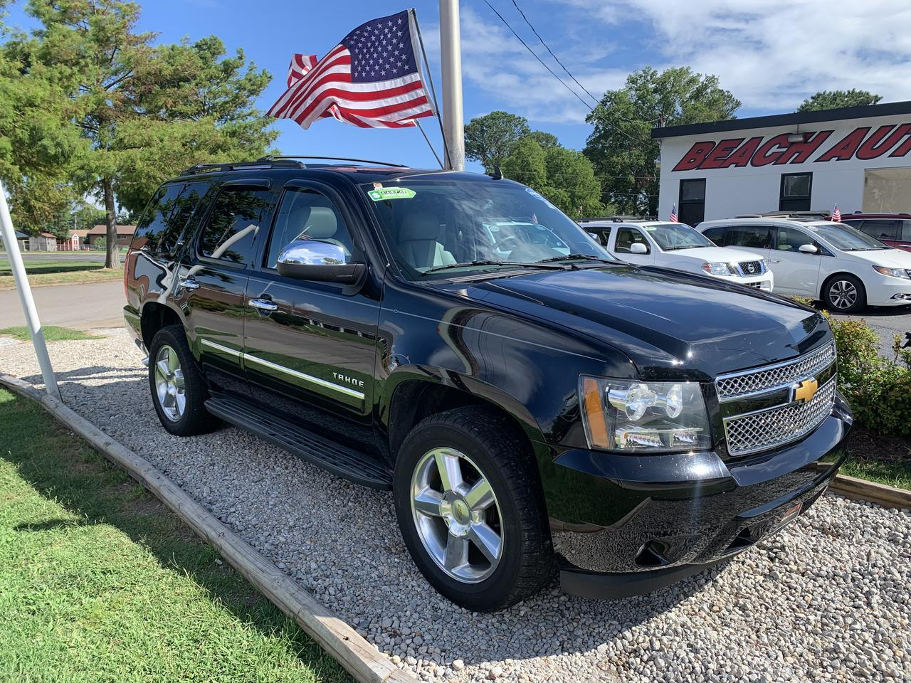 2014 CHEVROLET TAHOE LTZ 4X4, WARRANTY, LEATHER, SUNROOF, NAV, HEATED/COOLED SEATS, CAPTAINS CHAIRS, DVD PLAYER! Norfolk VA