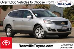 2014_CHEVROLET_TRAVERSE_1LT AWD_ Roseville CA