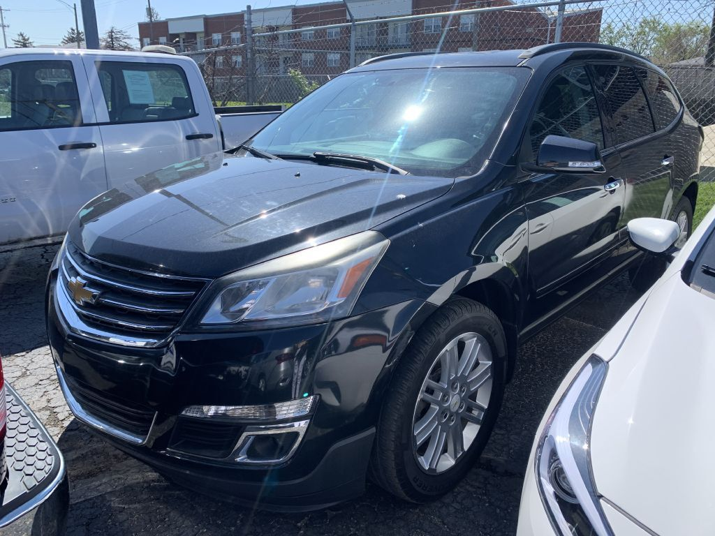 2014 CHEVROLET TRAVERSE LT Columbus OH