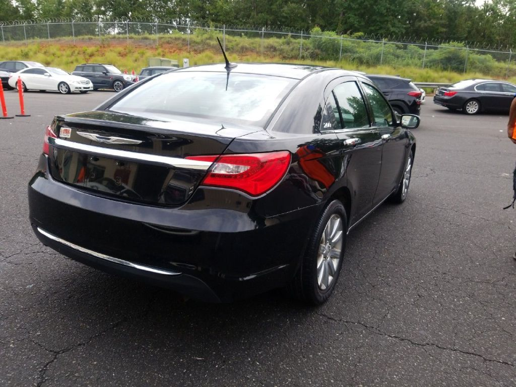2014 CHRYSLER 200 TOURING Columbus OH