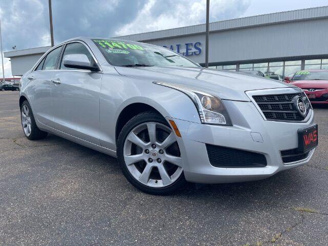 2014 Cadillac ATS 2.0L Base AWD Jackson MS
