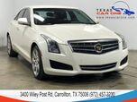 2014 Cadillac ATS 2.0L LUXURY AWD NAVIGATION LEATHER HEATED SEATS REAR CAMERA KEYL