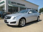 2014 Cadillac ATS 2.0L Luxury RWD. BACKUP CAM, NAVI, BLUETOOTH, LANE DEPART, MULTI-ZONE A/C. KEYLESS START, HTD SEATS
