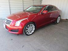 2014_Cadillac_ATS_2.0L Luxury RWD_ Dallas TX
