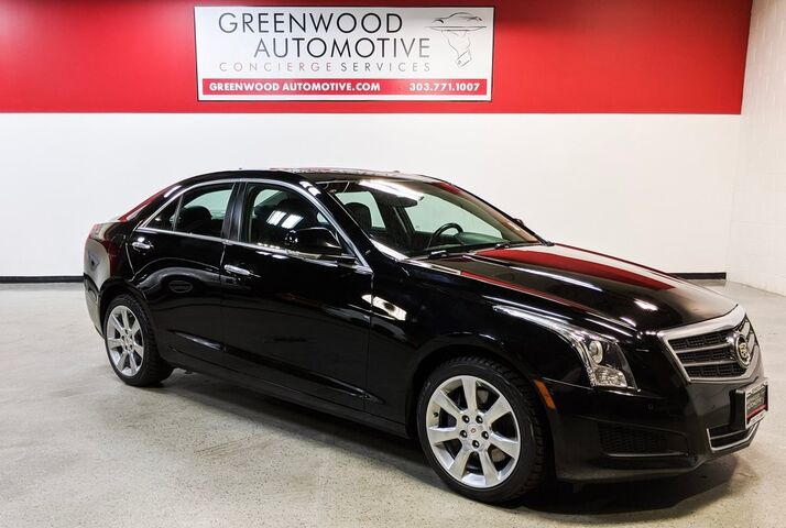 2014 Cadillac ATS 2.0L Turbo Luxury Greenwood Village CO