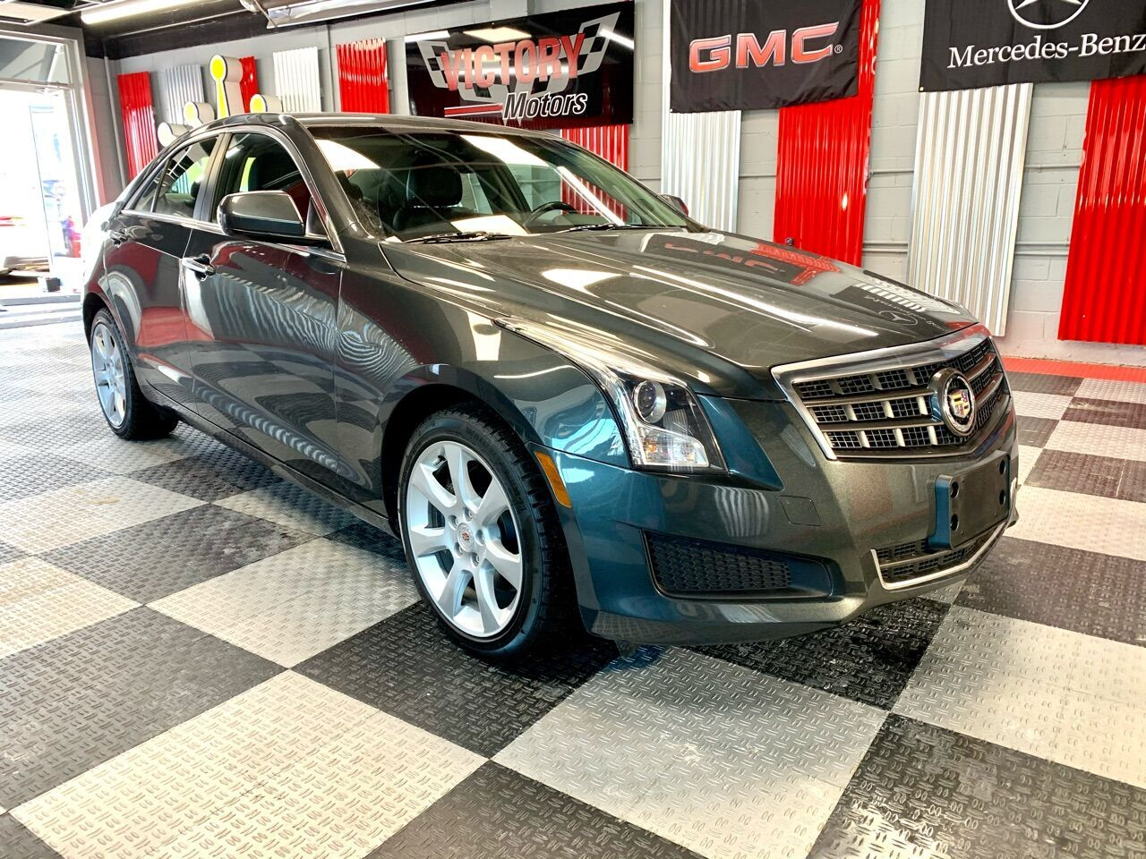 2014 Cadillac ATS 2.0T AWD 4dr Sedan Royal Oak MI