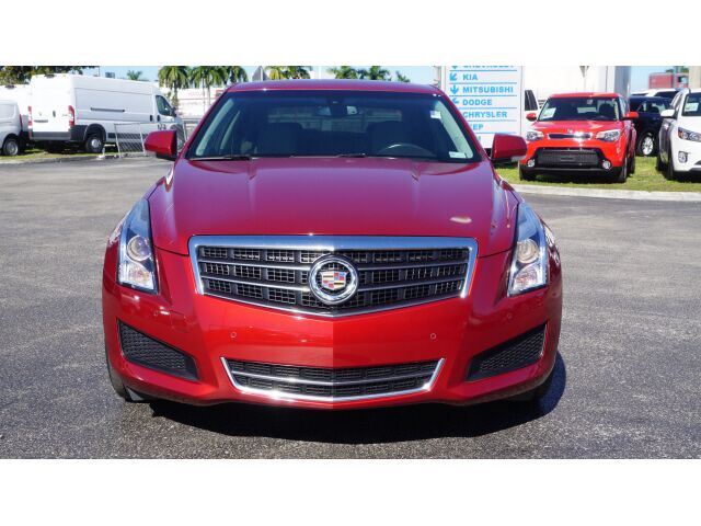2014 Cadillac ATS 2.5L Luxury Miami Lakes FL