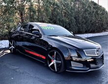 2014_Cadillac_ATS_2.5L Luxury RWD_ Richmond IN