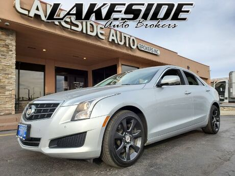 2014 Cadillac ATS 3.6L Luxury AWD Colorado Springs CO