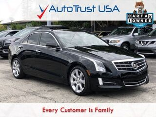 Cadillac ATS 3.6L Performance 2014