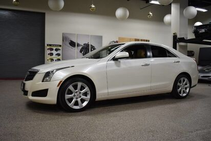 2014_Cadillac_ATS 4_2.0L AWD_ Boston MA