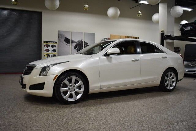 2014 Cadillac ATS 4 2.0L AWD Boston MA