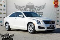 Cadillac ATS 4 AWD LEATHER SUNROOF ALLOY WHEELS 2014
