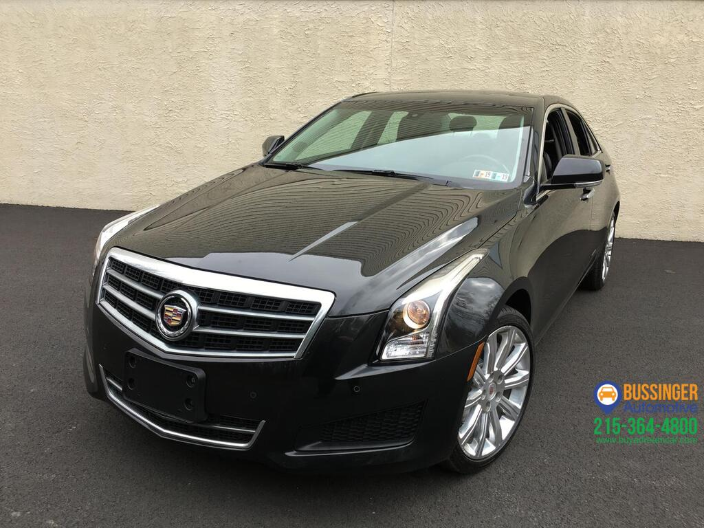 2014 Cadillac ATS-4 Luxury AWD Feasterville PA