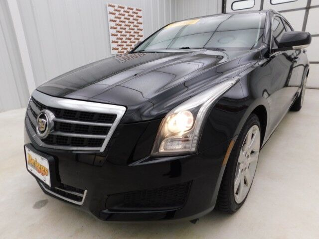 2014 Cadillac ATS 4dr Sdn 2.0L Luxury RWD Manhattan KS