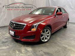 2014_Cadillac_ATS_AWD / 2.0L Turbo Engine / AWD / Sunroof / Rear View Camera / Push Start / BOSE Premium Sound System / Heated Leather Seats / Bluetooth_ Addison IL