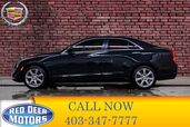 2014 Cadillac ATS AWD Turbo Leather Roof BCam