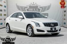 2014 Cadillac ATS LUXURY SUNROOF LEATHER BLUETOOTH AWD ALLOY WHEELS