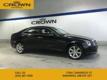 2014_Cadillac_ATS_Luxury 2.0T AWD ** No Accidents** 1 Owner Lease Return** Sunroof** Heated Memory Seats**_ Winnipeg MB